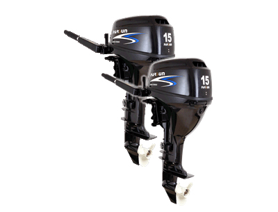 Parsun 15hp Outboard Motor Long Shaft « Portreath Marine Services