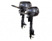 Parsun 4hp Outboard Motor Short Shaft